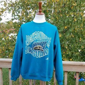 Vintage 90s Jacksonville Jaguars Sweatshirt